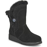 Skechers  KEEPSAKES WEDGE  womens Mid Boots in Black