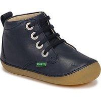Kickers  SONIZA  boys's Children's Mid Boots in Blue