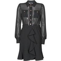 Marciano  CAROL SHORT DRESS  womens Dress in Black