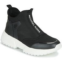 MICHAEL Michael Kors  COSMO LILLIE  girlss Childrens Shoes (High-top Trainers) in Black