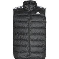 adidas  ESS DOWN VEST  men's Jacket in Black