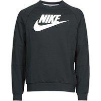 Nike  M NSW MODERN CRW FLC HBR  men's Sweatshirt in Black