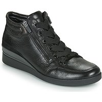 Ara  LAZIO-ST-HS  womens Shoes (High-top Trainers) in Black