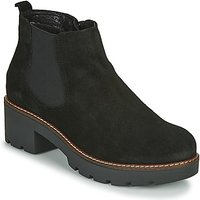 Casual Attitude  NEPE  women's Low Ankle Boots in Black