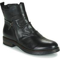 Casual Attitude  NERMITE  women's Mid Boots in Black