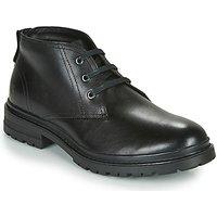Casual Attitude  NENDAME  men's Mid Boots in Black