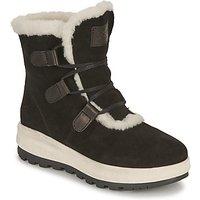 Casual Attitude  NAREIGNE  women's Snow boots in Black