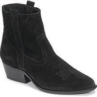 Casual Attitude  NAUTERELLE  women's Low Ankle Boots in Black