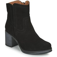 Casual Attitude  NIGALE  women's Low Ankle Boots in Black