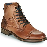 Casual Attitude  HOKES  men's Mid Boots in Brown