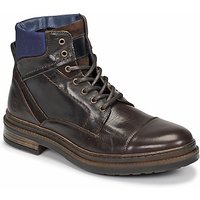 Casual Attitude  NYSOPE  men's Mid Boots in Brown