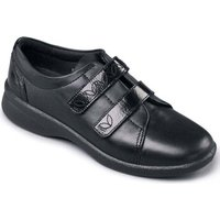 Padders  Revive 2 Womens Casual Rip Tape Shoes  women's Casual Shoes in Black