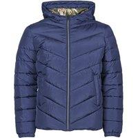 Guess  SUPER LIGHT PUFFA JKT  men's Jacket in Blue