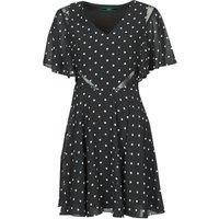 Guess  ELLA DRESS  women's Dress in Black