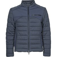 Guess  STRETCH TECHNICAL  men's Jacket in Blue