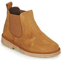 Citrouille et Compagnie  HOVETTE  boys's Children's Mid Boots in Brown