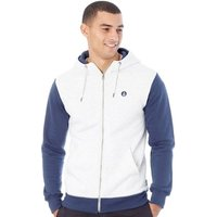 Volcom  Mist Single Stone Division Zip Hoody  mens Fleece jacket in White
