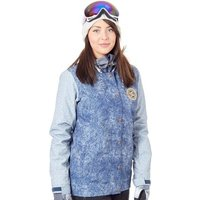 DC Shoes  DCLA Womens Snowboarding Jacket  womens Parka in Blue