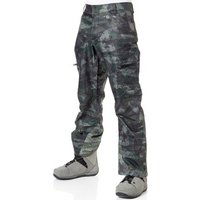 Oakley  Camou Snow Shell 10K 2 Layer Snowboarding Pants  mens Trousers in Green