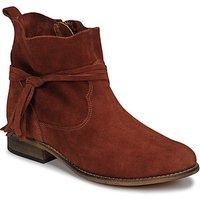 Betty London  NENESS  women's Mid Boots in Brown