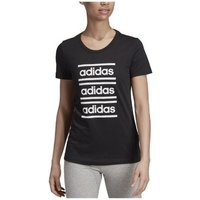 adidas  F50 Climacool Tee  womens T shirt in Black