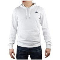 Kappa  Vend Hooded  men's Sweatshirt in White