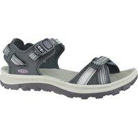 Keen  Wms Terradora II Open Toe  women's Sandals in Grey