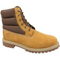 Timberland  6 IN Quilit Boot J  girls's safety shoes in multicolour
