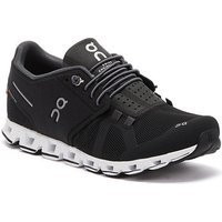 On Running  The Cloud Womens Black / White Trainers  women's Shoes (Trainers) in Black