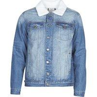 Yurban  NOARO  men's Denim jacket in Blue