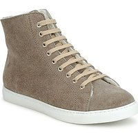 Swamp  MONTONE SUEDE  mens Shoes (High-top Trainers) in Grey