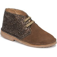 Citrouille et Compagnie  NINUP  girls's Children's Mid Boots in Brown
