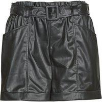 Liu Jo  WF0104-E0392  women's Shorts in Black