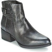 Mjus  LIVNO  women's Low Ankle Boots in Black
