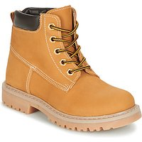 Citrouille et Compagnie  AUGUST  boys's Children's Mid Boots in Beige