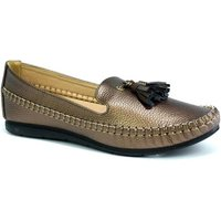 Reveal Love Your Look  Ladies comfort shoe with front tassel  women's Loafers / Casual Shoes in Othe