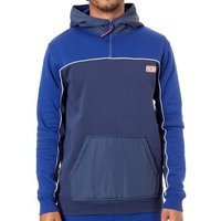 DC Shoes  Sodalite Blue Clewiston Hoody  mens Fleece jacket in White