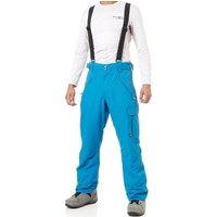 Protest  Intense Blue Oweny Snowboarding Pants  men's Trousers in Blue