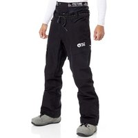 Picture  Black Under Snowboarding Pants  mens Trousers in Black