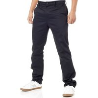 adidas  Black Chino Pant  men's Trousers in Black