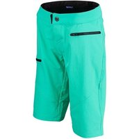 Troy Lee Designs  Turquoise Ruckus Womens MTB Shorts  womens Shorts in Blue