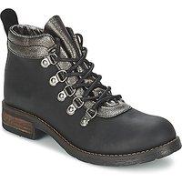 Casual Attitude  MIZATTE  women's Mid Boots in Black