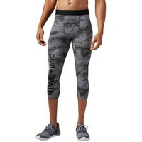 Reebok Sport  OS Elite QC 34  mens Cropped trousers in multicolour