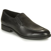 Geox  U DOMENICO  men's Loafers / Casual Shoes in Black
