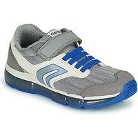 Geox  ANDROID GARCON  boys's Children's Shoes (Trainers) in Grey