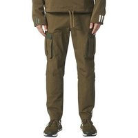 adidas  Mountaineering 6 Pocket  mens Trousers in Green