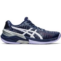 Asics  Chaussures femme  Sky Elite Ff  women's Sports Trainers (Shoes) in Purple