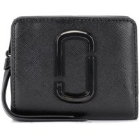 Marc by Marc Jacobs  The  wallet DTM Mini Compact model in black  womens Purse wallet in Black