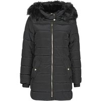 Only  ONLCAMILLA  womens Coat in Black