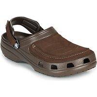 Crocs  YUKON VISTA II CLOG M  men's Clogs (Shoes) in Brown